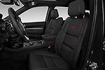 Front seat view of 2017 Dodge Durango R/T-RWD 5 Door SUV Front Seat  car photos