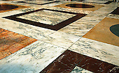 Rome, Italy - April 4, 2006 -- This is the marble floor of the Pantheon in Rome, Italy on Tuesday, April 4, 2006.  The Pantheon is the best preserved of all of Rome's ancient building.  It is believed to have been built in the first century AD by the Emperor Hadrian..Credit: Ron Sachs / CNP