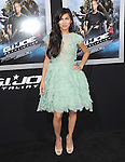 Elodie Yung at The Paramount Pictures' L.A. Premiere of G.I. Joe : Retaliation held at The Grauman's Chinese Theater in Hollywood, California on March 28,2013                                                                   Copyright 2013 Hollywood Press Agency