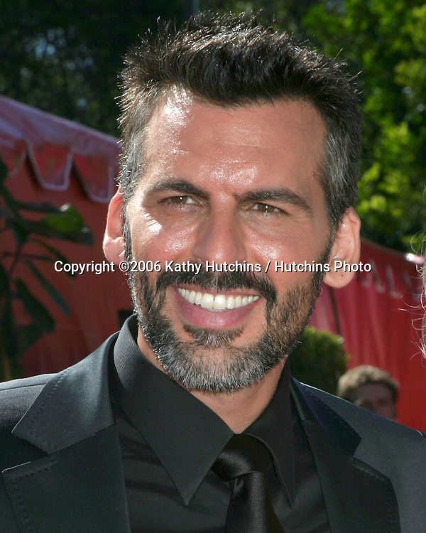 Oded Fehr .58th Primetime Emmy Awards.Shrine Auditorium.Los Angeles, CA.August 27, 2006.©2006 Kathy Hutchins / Hutchins Photo....