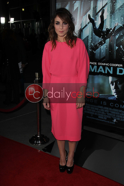 Noomi Rapace<br /> at the &quot;Dead Man Down&quot; World Premiere, Arclight, Hollywood, CA 02-26-13<br /> David Edwards/DailyCeleb.com 818-249-4998
