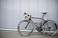 bike race-ready<br /> <br /> Heistse Pijl 2014