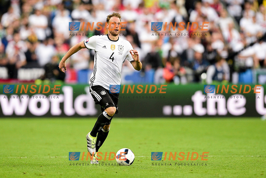 Benedikt Howedes (Ger)  <br /> Paris 16-06-2016 Stade de France Football Euro2016 Germany - Poland / Germania - Polonia Group Stage Group C. Foto JB Autissier / Panoramic / Insidefoto