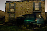 New Orleans East, August 28, 2006.