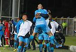 Jaguares derrotó  2-1 a Fortaleza en el inicio de la Liga Águila I 2016