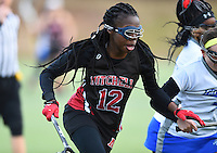 Mitchell WLax at Albertus Magnus 3/24/2016