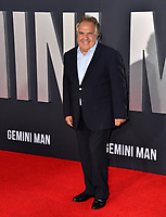 "LOS ANGELES, USA. October 07, 2019: Jim Gianopulos at the premiere of ""Gemini Man"" at the TCL Chinese Theatre, Hollywood.<br /> Picture: Paul Smith/Featureflash"