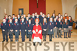 Moyvane Confirmation : The 5th & 6th classes from Moyvane & Knockanure natioal schools who were confirmed in Moyvane Church by Bishop Ray Browne on Friday last.