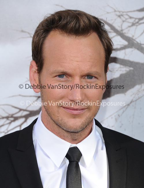 Patrick Wilson  at The Warner Bros. L.A. Premiere of The Conjuring held at The Cinerama Dome in Hollywood, California on July 15,2013                                                                   Copyright 2013 Hollywood Press Agency