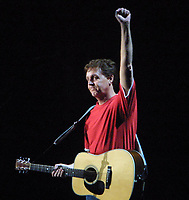 PAUL McCARTNEY CONCERT AT THE <br /> CONTINENTAL AIRLINES ARENA,N.J. 2002<br /> Photo By John Barrett/PHOTOlink.net