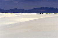 White Sands National Monument in New Mexico, USA