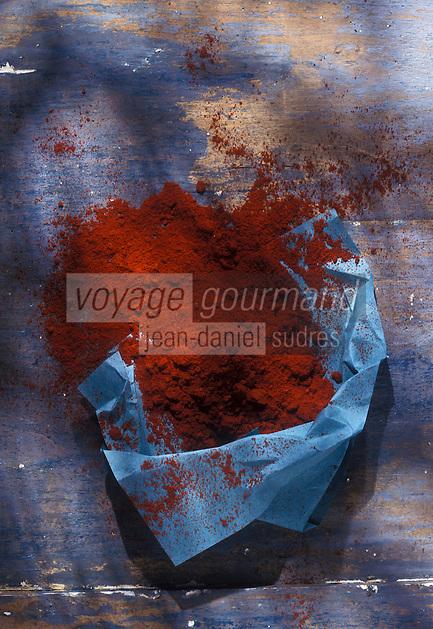 Gastronomie Générale: Piment - le Paprika Hongrois