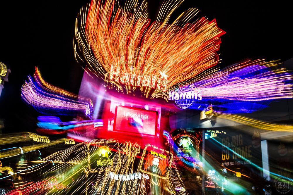 Las Vegas Lights 2 | Scott Shots Photography - Truckee