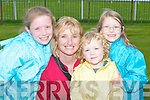Erica, Christine, Susan and Isabelle Connor Killarney enjoying the Killarney races on Monday.