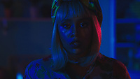 Hair Wolf (2018)<br /> Taliah Webster <br /> *Filmstill - Editorial Use Only*<br /> CAP/MFS<br /> Image supplied by Capital Pictures