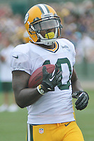 2013 August 7 Green Bay Packers Training Camp