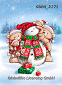 Roger, CHRISTMAS ANIMALS, WEIHNACHTEN TIERE, NAVIDAD ANIMALES, paintings+++++,GBRM2171,#xa#