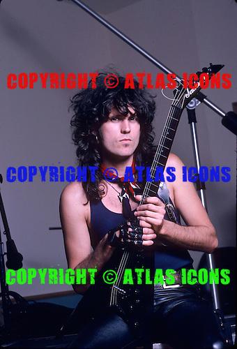 ALCATRAZZ, STUDIO, RECORDING STUDIO,1986, NEIL ZLOZOWER