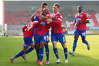 Dagenham & Redbridge vs Mansfield Town 03-10-15