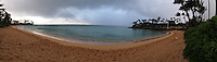 Napili Bay (Panorama), Maui, Hawaii, US