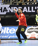 10.01.2019, Mercedes Benz Arena, Berlin, GER, Handball WM 2019, Deutschland vs. Korea, im Bild <br /> Silvio Heinevetter (GER #12)<br /> <br />      <br /> Foto © nordphoto / Engler