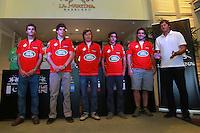 Mundial Polo 2015 Lanzamiento Camiseta