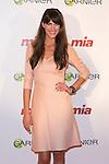 """Laura Sanchez attends the charity Awards """"MIA, CUIDA DE TI"""" in Madrid, Spain. October 29, 2014. (ALTERPHOTOS/Carlos Dafonte)"""