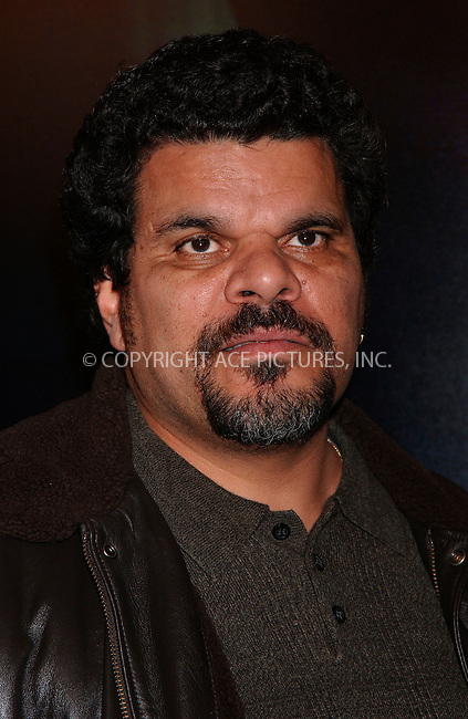 WWW.ACEPIXS.COM . . . . .....December 10, 2007. New York City.....Actor Luis Guzman attends the 'There Will Be Blood' premiere at the Ziegfeld Theater in New York City...  ....Please byline: Kristin Callahan - ACEPIXS.COM..... *** ***..Ace Pictures, Inc:  ..Philip Vaughan (646) 769 0430..e-mail: info@acepixs.com..web: http://www.acepixs.com