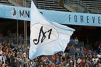 Minnesota United FC vs Seattle Sounders FC, August 5, 2017