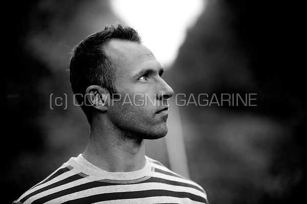 Belgian football player Thomas Buffel (Belgium, 29/10/2013)