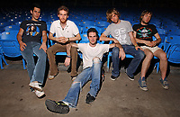Maroon 5 Portrait Shoot