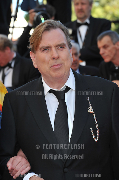 Timothy Spall at the gala awards ceremony at the 67th Festival de Cannes.<br /> May 24, 2014  Cannes, France<br /> Picture: Paul Smith / Featureflash
