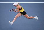 Simona Halep (ROU) defeated Anastasia Sevastova (LAT) 6-4, 6-3,