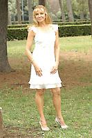 "NATASHA RICHARDSON.Photocall for ""Asylum"", Rome, Italy..June 6th, 2007.full length white dress.CAP/CAV.©Luca Cavallari/Capital Pictures"