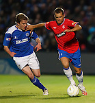 Jerome Rothen and David Weatherston