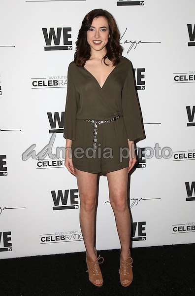 "29 January 2016 - Hollywood, California - Samantha Jane. ""Daya"" By Zendaya Shoe Line Launch Party to be featured on an upcoming episode of WE tv's David Tutera's CELEBrations held at Raleigh Studios. Photo Credit: Parisa Michelle/AdMedia"