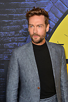 "LOS ANGELES, USA. October 15, 2019: Tom Mison at the premiere of HBO's ""Watchmen"" at the Cinerama Dome, Hollywood.<br /> Picture: Paul Smith/Featureflash"