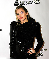 LOS ANGELES, CA - FEBRUARY 08: Miley Cyrus at the MusiCares Person of the Year Tribute held at Los Angeles Convention Center, West Hall on February 8, 2019 in Los Angeles, California. Photo: imageSPACE<br /> CAP/MPI/DC<br /> &copy;DC/MPI/Capital Pictures<br /> CAP/MPI/DC<br /> &copy;DC/MPI/Capital Pictures<br /> CAP/MPI/IS<br /> &copy;IS/MPI/Capital Pictures