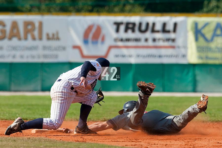 Baseball - European Cup 2009 - Anzio (Italy) - 04/04/2009 - Danesi Caffe' Nettuno v Rouen Baseball '76 - Dany Scalabrini