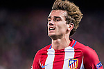 Antoine Griezmann of Atletico de Madrid reacts during their 2016-17 UEFA Champions League match between Atletico de Madrid and PSV Eindhoven at the Vicente Calderón Stadium on 23 November 2016 in Madrid, Spain. Photo by Diego Gonzalez Souto / Power Sport Images