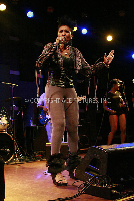 WWW.ACEPIXS.COM . . . . .  ....July 15 2012, Philadelphia....Singer Nona Hendryx performs at the World Cafe Live on July 15 2012 in Philadelphia....Please byline: William T. Wade jr- ACE PICTURES.... *** ***..Ace Pictures, Inc:  ..Philip Vaughan (212) 243-8787 or (646) 769 0430..e-mail: info@acepixs.com..web: http://www.acepixs.com