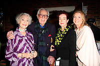 LOS ANGELES - APR 9: Alba Francesca, James Karen, Meg Thomas at The Actors Fund's Edwin Forrest Day Party and to commemorate Shakespeare's 453rd birthday at a private residence on April 9, 2017 in Los Angeles, California