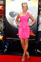 """LOS ANGELES - MAY 22:  Nancy O'Dell arriving at the """"Kung Fu Panda 2"""" Los Angeles Premiere at Grauman's Chinese Theatre on May 22, 2011 in Los Angeles, CA"""