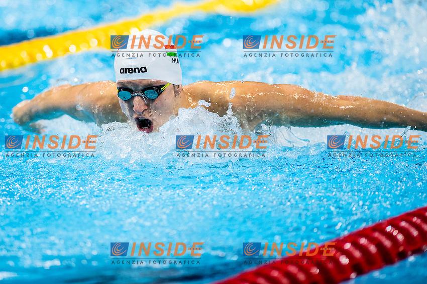 VERRASZTO David HUN<br /> Men's 400m Individual Medley<br /> 13th Fina World Swimming Championships 25m <br /> Windsor  Dec. 10th, 2016 - Day05 Heats<br /> WFCU Centre - Windsor Ontario Canada CAN <br /> 20161210 WFCU Centre - Windsor Ontario Canada CAN <br /> Photo &copy; Giorgio Scala/Deepbluemedia/Insidefoto