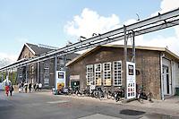 Nederland Zaandam 2016 04 17.  Yada Yada indoor foodmarkt op het Hembrugterrein .   Foto Berlinda van Dam / Hollandse Hoogte