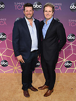 05 August 2019 - West Hollywood, California - Charles Wachter, Wes Dening. ABC's TCA Summer Press Tour Carpet Event held at Soho House.   <br /> CAP/ADM/BB<br /> ©BB/ADM/Capital Pictures