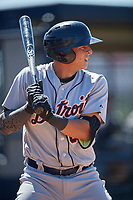 Detroit Tigers Julio Martinez (64) during a Minor League Spring Training game against the New York Yankees on March 21, 2018 at the New York Yankees Minor League Complex in Tampa, Florida.  (Mike Janes/Four Seam Images)