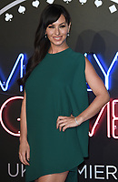 "Molly Bloom<br /> arriving for the ""Molly's Game"" premiere at the Vue West End, Leicester Square, London<br /> <br /> <br /> ©Ash Knotek  D3357  06/12/2017"