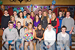 Kerrie Beckett, Woodlawn, Killarney who celebrated her 18th birthday with her family and friends in the Killarney Avenue Hotel on Saturday night