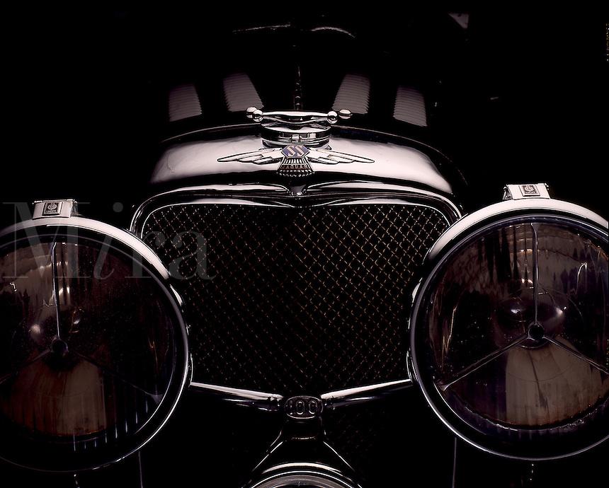 A 1937 Jaguar.